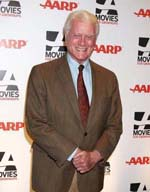 Larry Hagman AARP Annual Movies for Grownups Awards