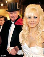 Larry Hagman Vienna Opera Ball 2011